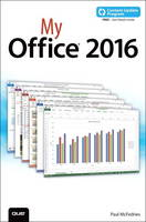 My Office 2016: Includes Content Update Program