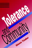 Tolerance and Community