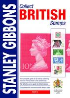 Collect British Stamps 2013