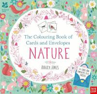 The National Trust: The Colouring Book of Cards and Envelopes - Nature