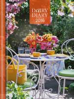 Dairy Diary 2016: A5 Week-to-View Kitchen & Home Diary with Recipes 2016