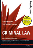 Law Express: Criminal Law