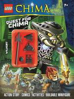 LEGO Chima: Quest for Chima: Activity Book With Minifigure 1