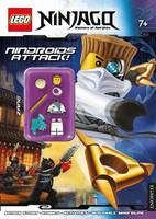 LEGO Ninjago: Nindroids Attack!: Activity Book with Minifigure