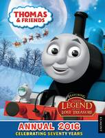 Thomas & Friends Annual 2016