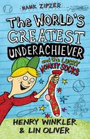 Hank Zipzer: The World's Greatest Underachiever and the Lucky Monkey Socks: v. 4 (Paperback)