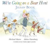 We're Going on a Bear Hunt Jigsaw Book