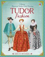 Historical Sticker Dolly Dressing Tudor Fashion