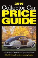 Collector Car Price Guide 2016