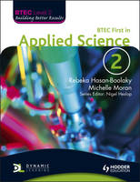 BTEC First in Applied Science Book: Bk. 2