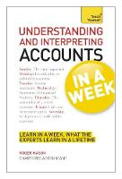 Understanding and Interpreting Accounts in a Week: Teach Yourself
