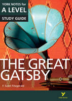 The Great Gatsby: York Notes for A-Level 2015