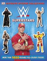 Ultimate Sticker Collection: WWE Superstars