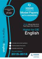 Higher English 2015/16 SQA Specimen, Past and Hodder Gibson Model Papers