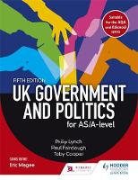 UK Government and Political Participation for AS/A Level