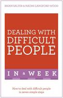 Dealing with Difficult People in a Week