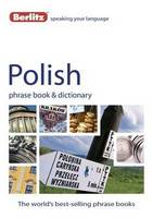 Berlitz: Polish Phrase Book & Dictionary