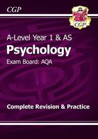 New 2015 A-Level Psychology: AQA Year 1 & AS Complete Revision & Practice
