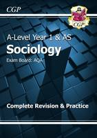 New 2015 A-Level Sociology: AQA Year 1 & AS Complete Revision & Practice