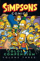Simpsons Comics - Colossal Compendium: Volume 3