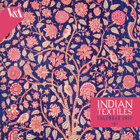 V&A - Indian Textiles Wall Calendar 2017