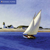 Edward Hopper Wall Calendar 2017