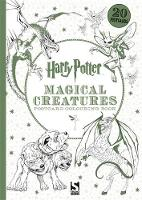 Harry Potter Magical Creatures Postcard Book