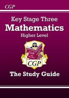 KS3 Maths Study Guide (With Online Edition) - Higher