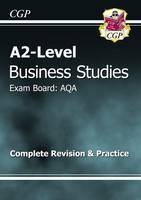 A2-Level Business Studies AQA Complete Revision & Practice