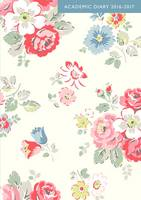 Cath Kidston: A5 Academic 2016/2017 Forest Bunch Pattern