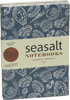 Seasalt: Shells & Flowers Large Paperback Notebooks