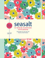 Seasalt: Summer Flowers Hardback Notebook