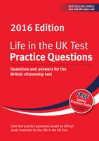 Life in the UK Test: Practice Questions 2016
