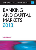 Banking and Capital Markets 2013