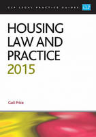Housing Law and Practice 2015