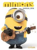 Official Minions Movie Annual 2016