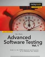 Advanced Software Testing Volume 1: Volume 1