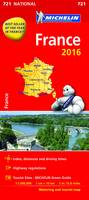 France 2016 National Map 721 2016