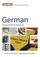 Berlitz: German Phrase Book & Dictionary